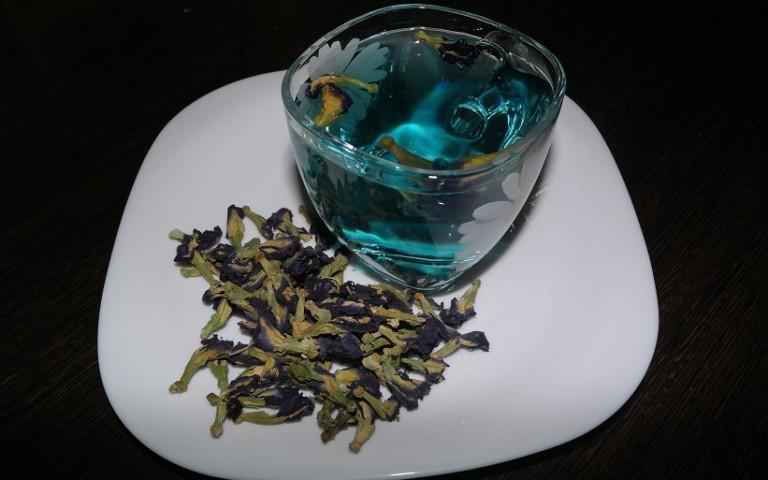 Синий чай (Butterfly pea Tea)