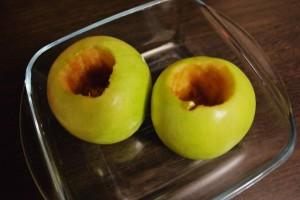Яблоки запеченные с творогом1